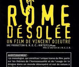 Film : Vincent Dieutre, Rome Désolée